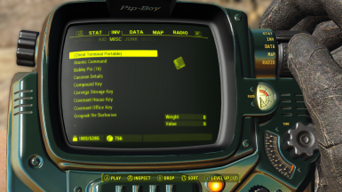 phy bm x 01 power armor and pipboy paints at fallout 4 nexus mods