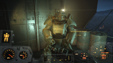 Power Armor Redistribution