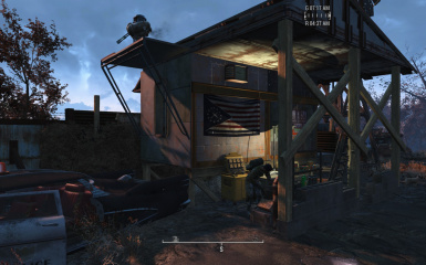 The scrappers shack
