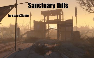 Sanctuary Hills (Vanilla-DLCs) by space2jump
