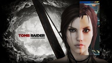 Lara Croft 2013 Comparison