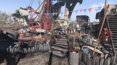 Sim Settlements - Rise of the Commonwealth