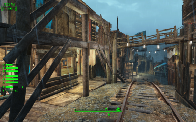 Sim Settlements - Rise of the Commonwealth at Fallout 4