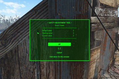 Adjustment tool for workshop safety stuff. Works with vanilla objects and IMP guard markers.