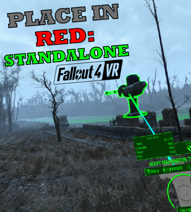 Place in Red Standalone - VR