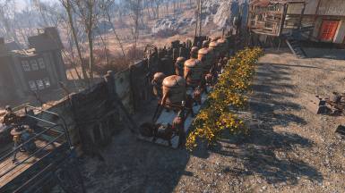 Trade Stands Fallout 4 : Red rocket trade at fallout nexus mods and community