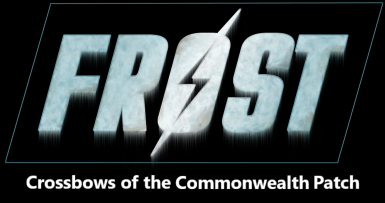 FROST - Crossbows of the Commonwealth - Patch