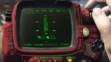 Faction Pip-Boys at Fallout 4 Nexus - Mods and community