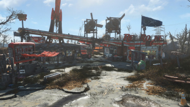 Red Rocket Trading Outpost - Transfer Settlements