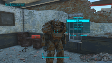 Concord Power Armor Replacer