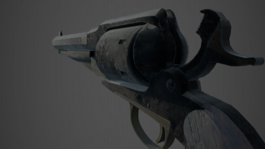 Remington New Army (Weapon Replacement and Standalone)
