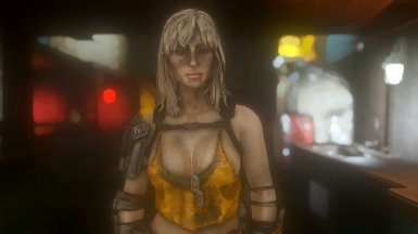 Long Day in the Wastes