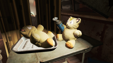 Meowth ( Teddy Bear RETEXTURE)