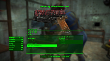 Immersive Creation Club Weapon Paint Jobs at Fallout 4 Nexus