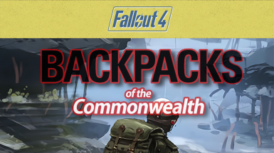 Backpacks of the Commonwealth