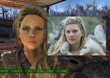Lagertha Preset original