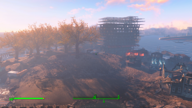 View from ruined house V0.1