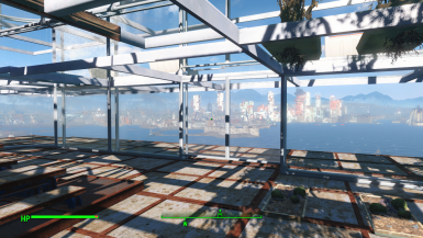 Greenhouse interior V0.1