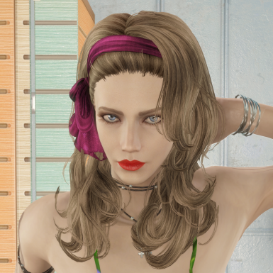 Optional Pin Up Preset