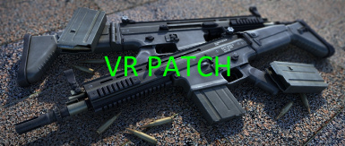 SCAR-H VR Patch