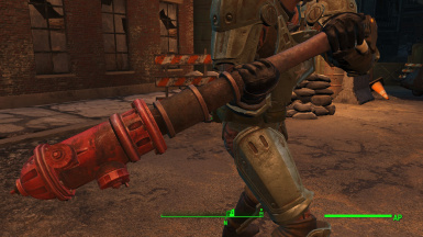 STANDALONE The Pipe legendary Weapon