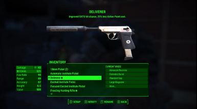 spec ops makarov pistol with attachments