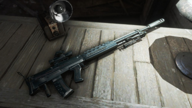 Light Support Weapon at Fallout 4 Nexus - Mods and community