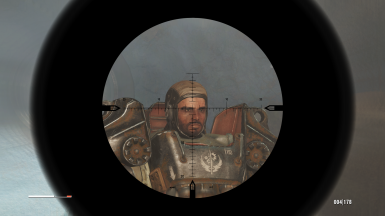 Sniper Scope Overlay And Reticles Replacement