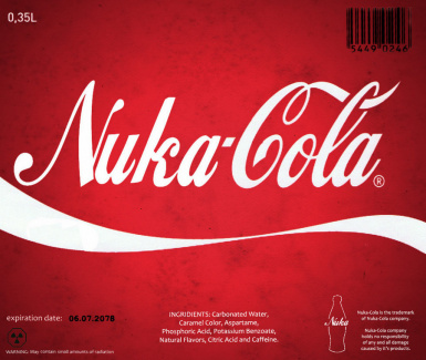 Cooking Nuka Cola