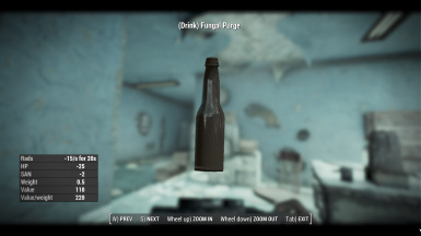 FROST - Fungal Purge Patch at Fallout 4 Nexus - Mods and community