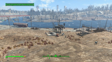 Gerrys Landing player settlement - full scrap