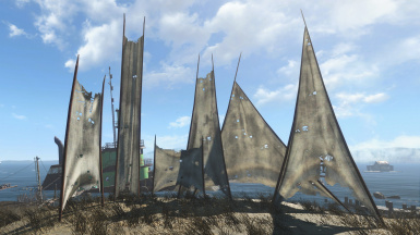 Raider Tents ... & Raider Tents and Tarps at Fallout 4 Nexus - Mods and community