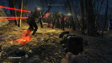 Pack Attack NPC Edition - Gangs With Group Combat Tactics at