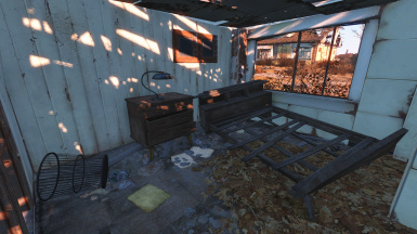 Sanctuary - No Trash and Leaf Piles