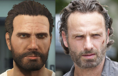 Just Another Rick Grimes