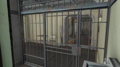 Update 1.3 - Detention Prison Cell