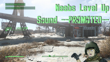 Neebs Level Up Sound -- PROMOTED --