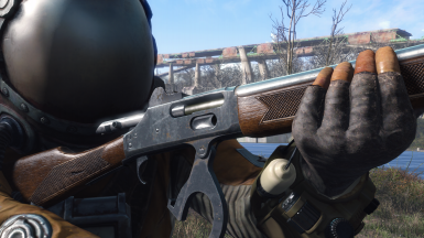 Right-handed Far Harbor Lever Action Replacer