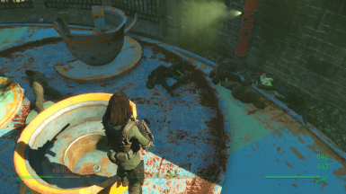 They all died. They forgot to bring their gas masks.