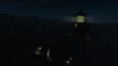 Lighthouse Glowing One