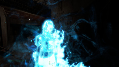 Player Shader Effects