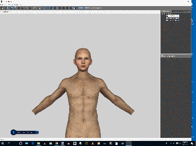 Alternate Male Child Head Mesh V1
