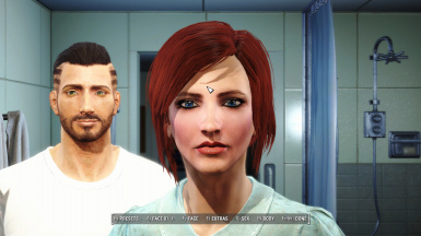 Alice Collins - Character Preset - Fallout 4