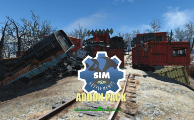 Sim Settlements - City Plan - Oberland Station Intermodal Calamity
