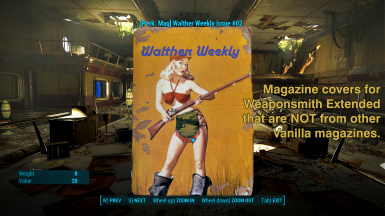 Weaponsmith Extended - Standalone Walther Weekly Covers