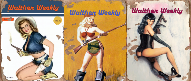 Walther Weekly Covers