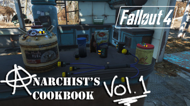 Anarchist's Cookbook Vol.1 - 9 New Explosives (and some old New Vegas favorites)