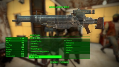 Cut Weapon Mods Restored
