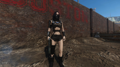 Fallout 4 sexy armor mods