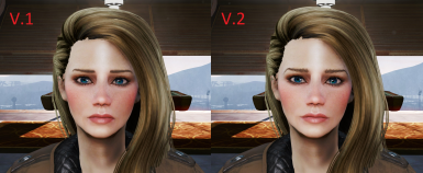 V.1 Compared to V.2